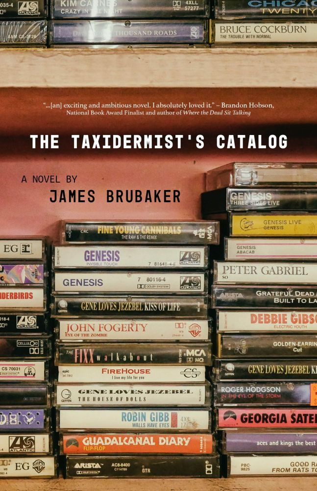The Taxidermist's Catalog. James Brubaker.